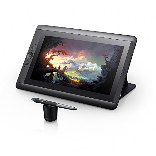 Wacom Cintiq 13HD Interactive Pen Display, DTK1300 (Old Version)