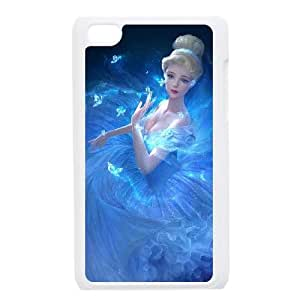 Cinderella iPod Touch 4 Case White yyfabb-109560