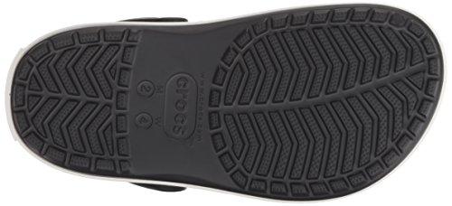 Crocband Crocs Black Platform White Clog rYxqdUwq