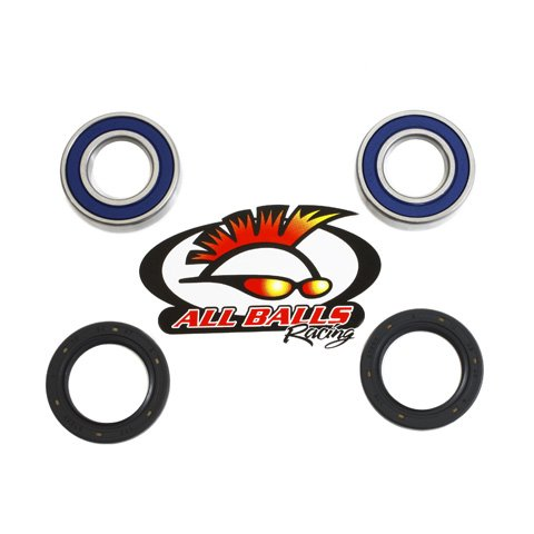 All Balls Wheel Bearing Kit Front for Kawasaki