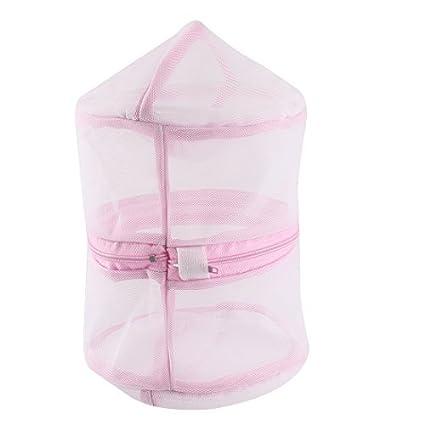 Ropa interior del sujetador de la ropa sucia ropa de malla lavado de bolso de la