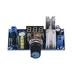 Adjustable Voltage Regulator Board LM317...