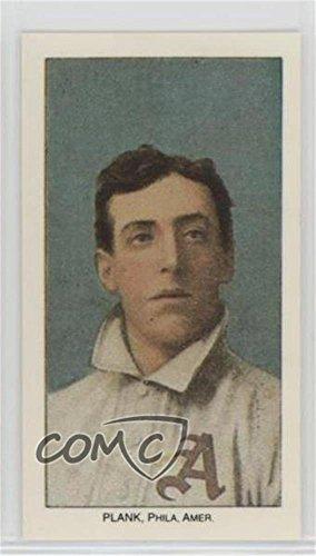 Eddie Plank (Baseball Card) 1988 CCC 1909-11 T206 Reprints - [Base] #EDPL