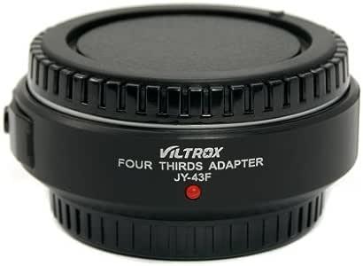 Adaptador del objetivo para Pentax objetivamente a Olympus four thirds cámara 4//3