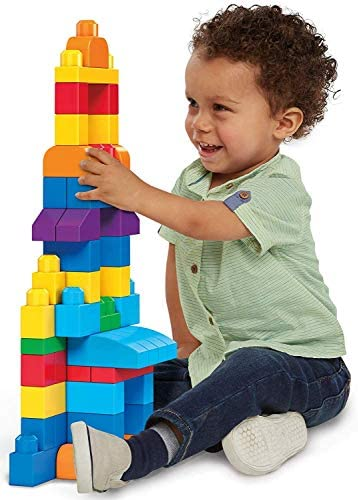 toys, games, baby, toddler toys,  sorting, stacking toys 5 discount First Builders Big Building Bag promotion