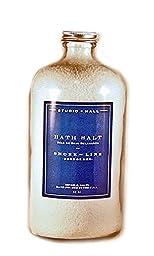 Studio Hall k. hall Designs Shoreline Bath Soak 32 oz. with Free Bath Puff