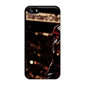 Premium Tpu The Best Player Of Liverpool Steven Gerrard Cover Skin For Iphone 5/5s