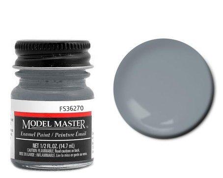 Testor Corp. Neutral Gray Enamel Paint .5 oz Bottle FS36270