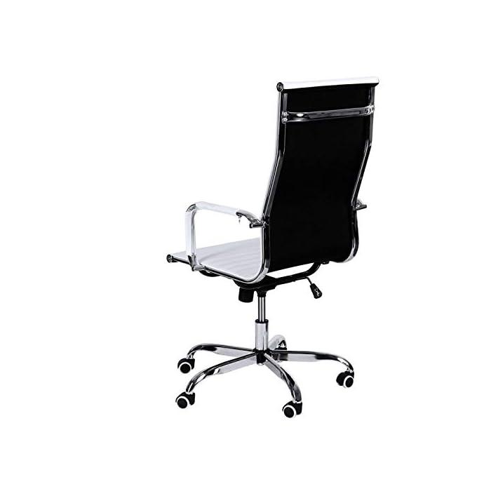 Material asiento: Polipiel Relleno asiento: Espuma Material estructura: Acero reforzado