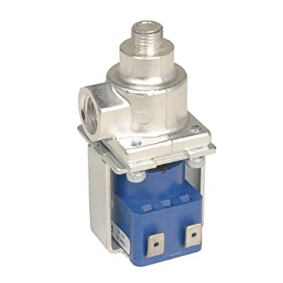 """Bunn 26846.0000 Valve Assembly 1/4"""" Fpt Inlet 120V For Bunn-O-Matic Coffee Machines 581093"""