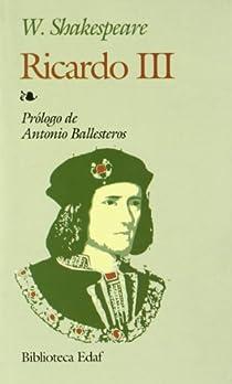 Ricardo III par Shakespeare