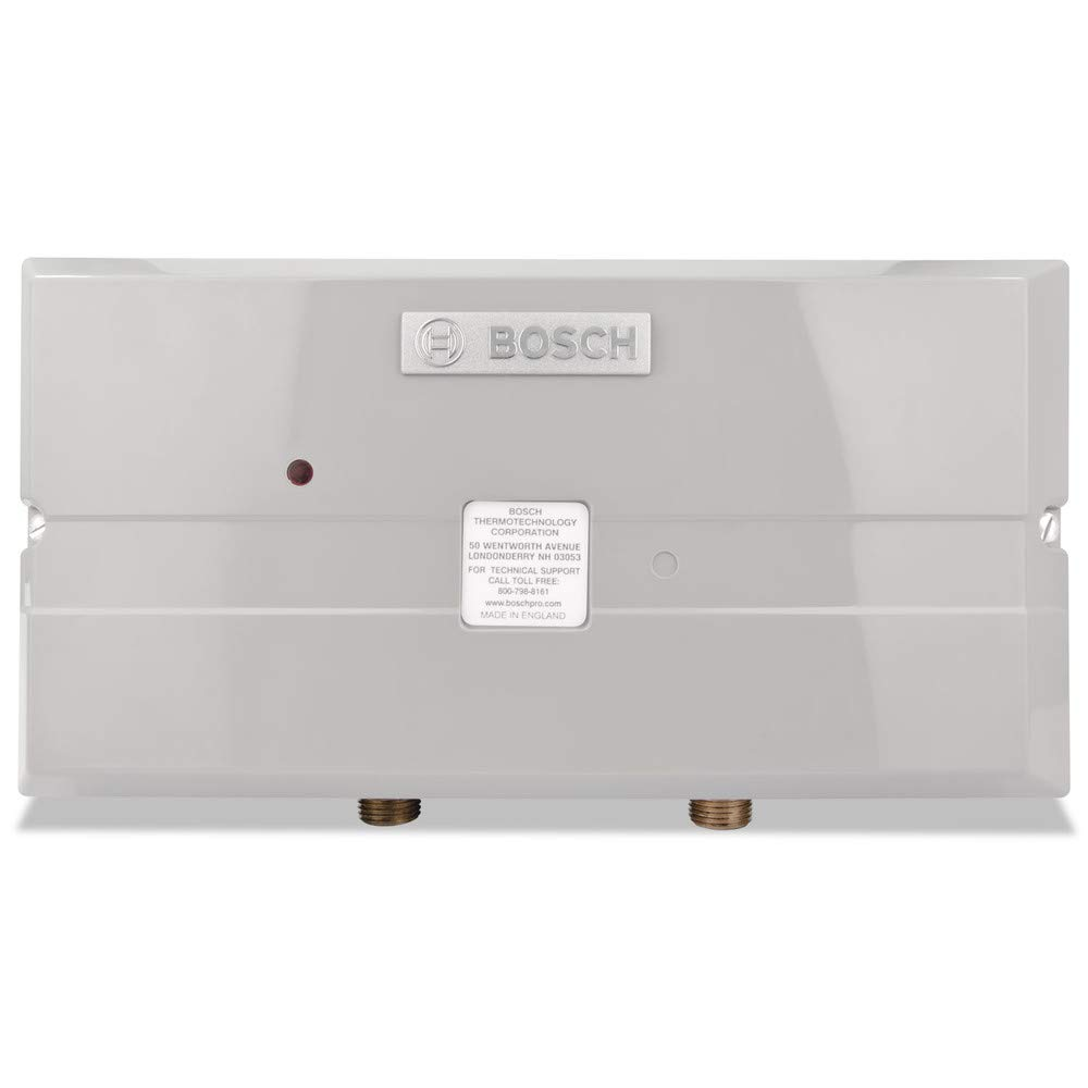 Bosch Electric Tankless Water Heater - Eliminate Time for Hot Water - Easy Installation by Bosch Thermotechnology