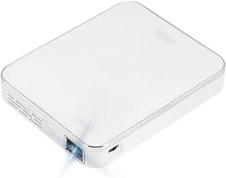 Opinión sobre Fournyaa Proyector HD, proyector 4K portátil, Dispositivo de proyección, para Jugar en Cualquier Lugar, en Cualquier Momento para reuniones, sin(European regulations)