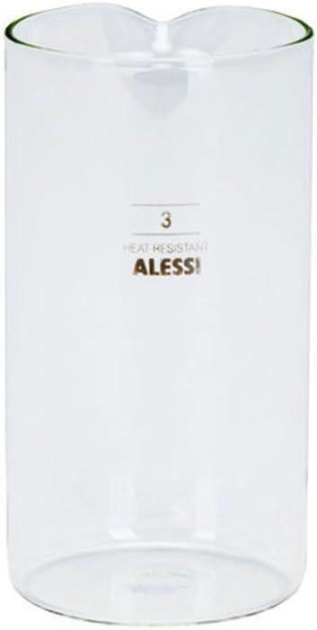 Amazon.com: Alessi 35740 Cristal de repuesto para taza de ...