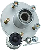 Tie Down Engineering 81039 1250 lbs. 5 Stud Super Lube Hub Kit