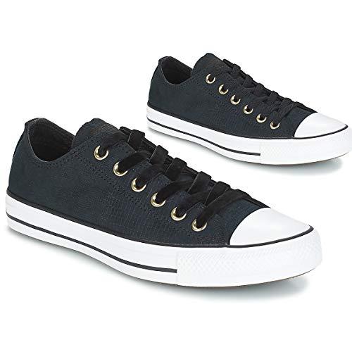 CTAS Black Noir Fitness Ox White Black Chaussures Femme Converse 001 de SxdOqS0
