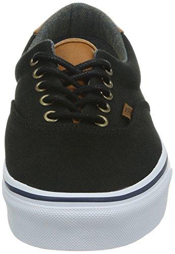 Noir mode Black Vans Washed Baskets U adulte mixte 59 Era 8R0qRI