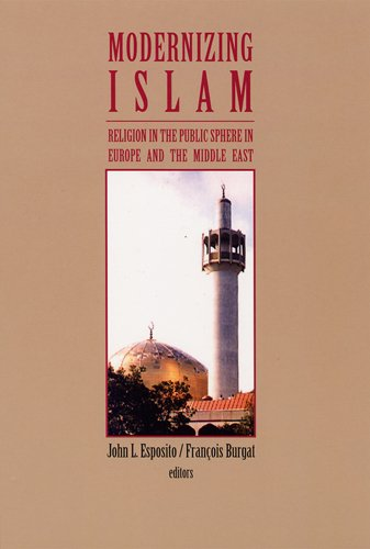Modernizing Islam: Religion in the Public Sphere in the Middle East and Europe