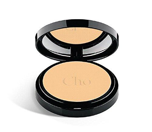 Cho Micro Silk, Anti-Aging Powder, Ultra Light Texture, 12 g. No. M3 for Yellowish Brown (Abs Silk Dresses)