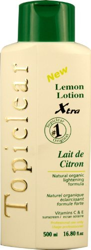 (Topiclear Lemon Lotion Xtra 16.8 oz. (500 ml))