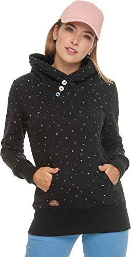 W Luck Nero Sweater Chelsea Ragwear xZ1Tq8HW
