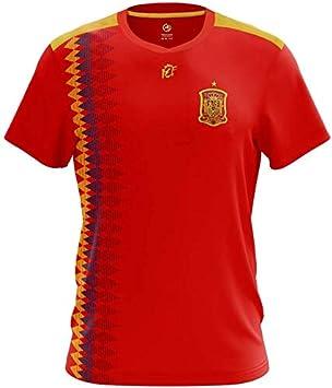 SELECCION ESPAÑOLA Camiseta Replica Oficial Talla XL: Amazon.es: Deportes y aire libre