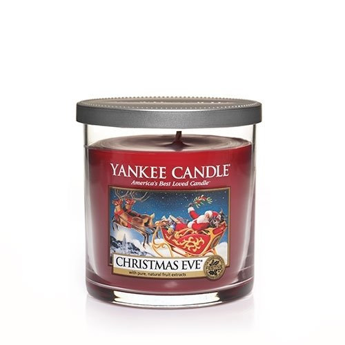 Christmas Eve Small Single Wick Tumbler Candle - Yankee Candle