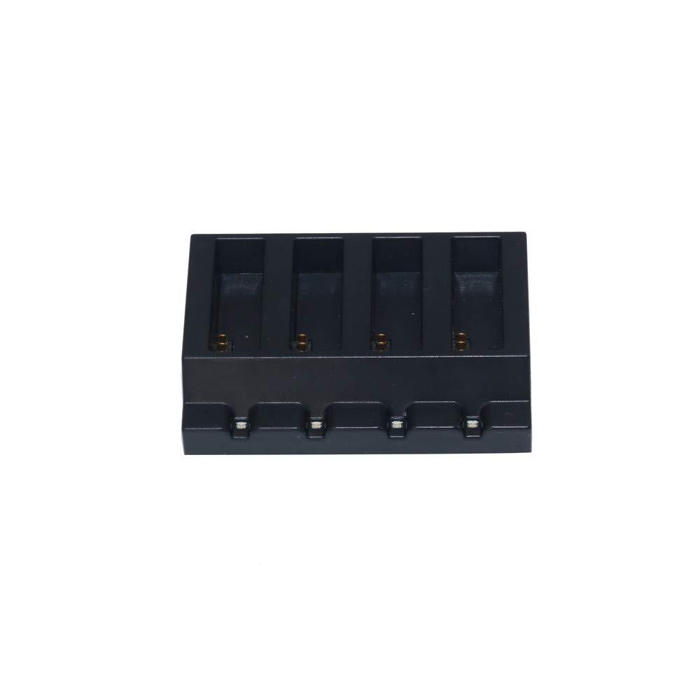TADAMI Mini Drones Battery Charger, 4X 700mah Battery Mini Drones Jumping Rolling Spider + Charger (Black) by TADAMI (Image #7)