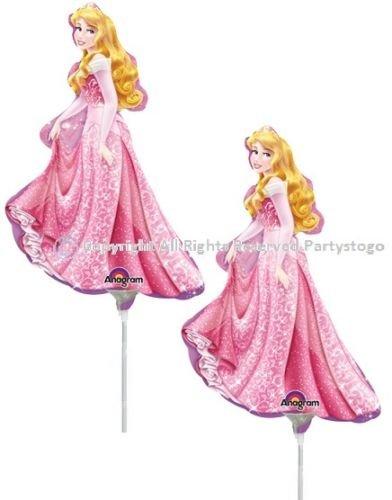 Amazon Com Disney Princess Aurora Birthday Party Mini Shape