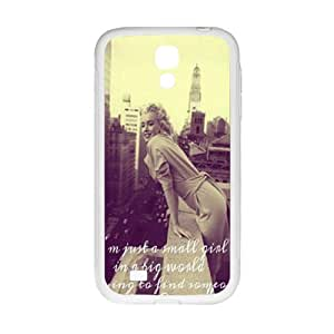 marilyn monroe miami heat Phone Case for Samsung Galaxy S4