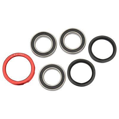 Pivot Works Rear Wheel Bearing Kit for Honda CRF250X 2004-2009 by Pivot Works