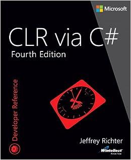 clr via c# 4th edition