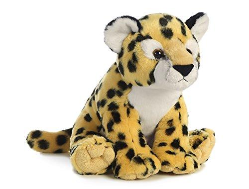 (Aurora World Destination Nation Animal Cheetah Plush)