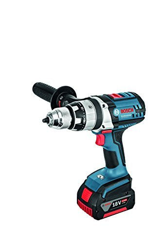 Bosch Professional GSB 18 VE-2-LI Cordless Combi Drill (Without Battery and Charger) 06019D9302