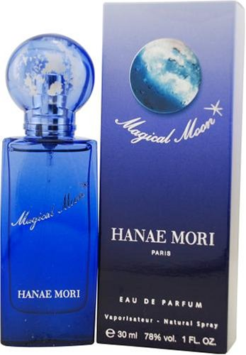 - Hanae Mori Magical Moon By Hanae Mori For Women. Eau De Parfum Spray 1-Ounce