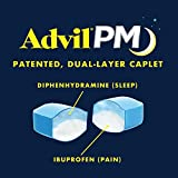 Advil PM (20 Count) Pain Reliever/Nighttime Sleep