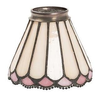 Lampenschirm Glas Ersatz Tiffany Lampen Und Leuchter Aus Eisen Und