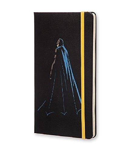 Price comparison product image Moleskine Batman vs Superman Limited Edition Notebook,  Large,  Ruled,  Black,  Batman,  Hard Cover (8055002851527)