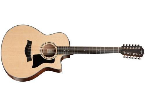 Taylor 356ce Grand Symphony 12-String - Natural, ES2 - Gs Cutaway Taylor