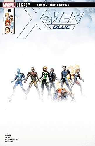 R.E.A.D X-Men Blue (2017-) #20<br />[R.A.R]