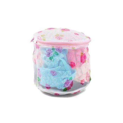 Printing Mesh Bra Washing Protector Underwear Laundry Wash Bag byBabyfirstshop (Elle Lace Camisole)