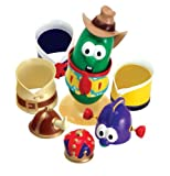 VeggieTales Larry's Silly Suits Costume Play Set