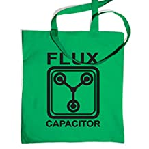 Flux Capacitor Tote Bag