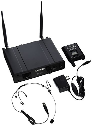Line 6 XD-V55HS Digital Wireless System with Bodypack Transmitter and Headset