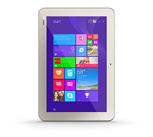 Toshiba Encore 2 WT10-A32 10.0-Inch 32 GB Tablet, Gold by Toshiba (Image #3)