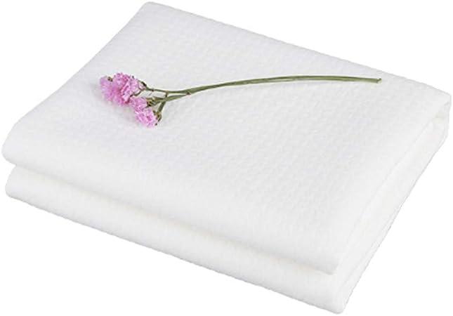 DYWOZDP Compresas para la incontinencia Cama - a Prueba de Agua Almohadilla de algodón colchón - Lavable, Suave y Absorbente Underpad -. Adecuado para niños y Adultos (70 * 80 cm): Amazon.es: Hogar