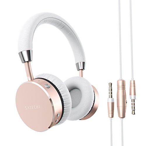 Satechi Aluminum Bluetooth Headphones Audio out