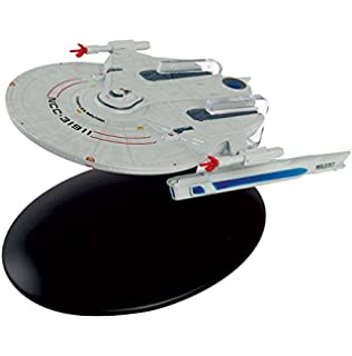 star trek space ship model 36 oberth class uss grissom with