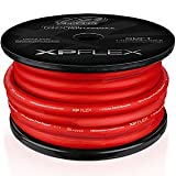 XS Power XPFLEX0RD-50 XP/XS Flex Iced Red 50' Spool High Current Battery Cable