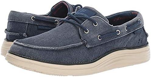 メンズスリッポン・ボートシューズ・靴 Status 2.0 - Lorano Navy 11.5 D - Medium [並行輸入品]